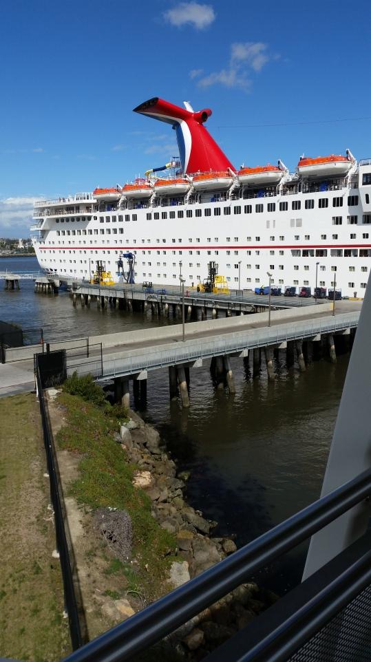 carnival cruise ensenada catalina island